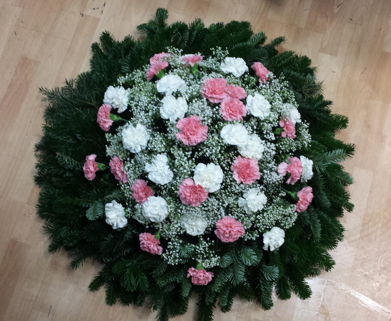 067b6c06c Smútočné vence | Kvetinárstvo Michaela – Bratislava